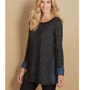 76252dc0ccf06 Soft Surroundings Sweaters - Soft Surroundings Bexley Pullover